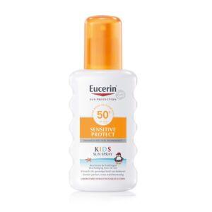 Eucerin Sun Sensitive Protect Kids Enfants IP50+ Spray 200ml