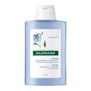 Klorane Shampoo Met Vlasvezels 400ml