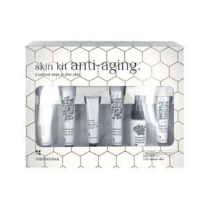 RainPharma Skin Kit Anti-Aging Volwassen Huid 6 Producten