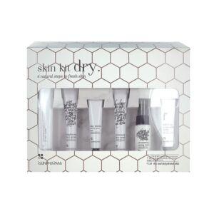 RainPharma Skin Kit Dry Coffret Peau Sèche 6 Produits