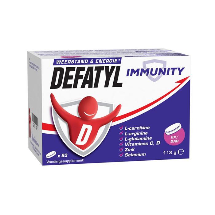 Image of Defatyl Immunity 60 Tabletten