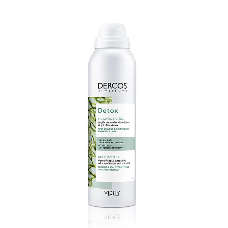 Image of Vichy Dercos Nutrients Detox Droogshampoo 150ml