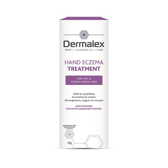 Image of Dermalex Hand Eczeem Behandeling 30g