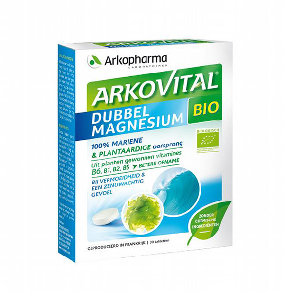 Image of Arkovital Dubbele Magnesium BIO 30 Tabletten