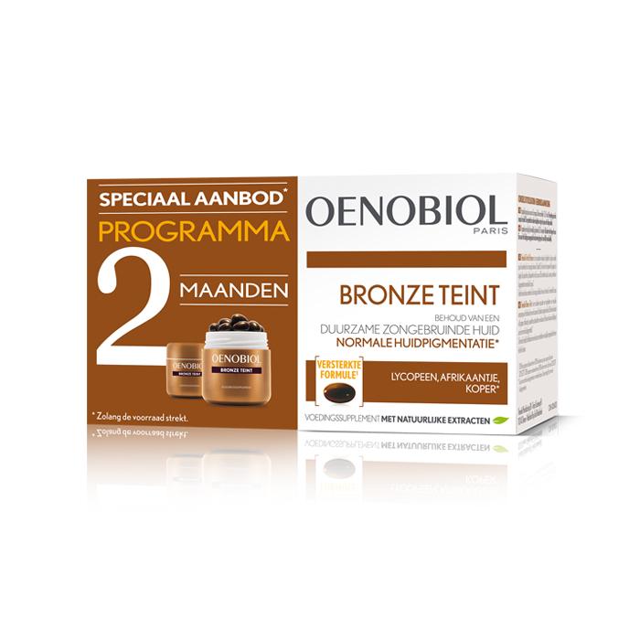 Image of Oenobiol Bronze Teint 2x30 Capsules