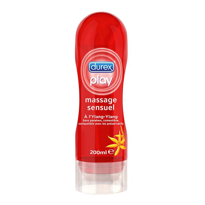 Image of Durex Play Massage Sensual Ylang Ylang 200ml