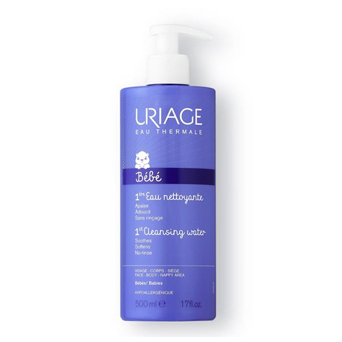 Image of Uriage 1e Milde Reinigend Water Flacon 500ml