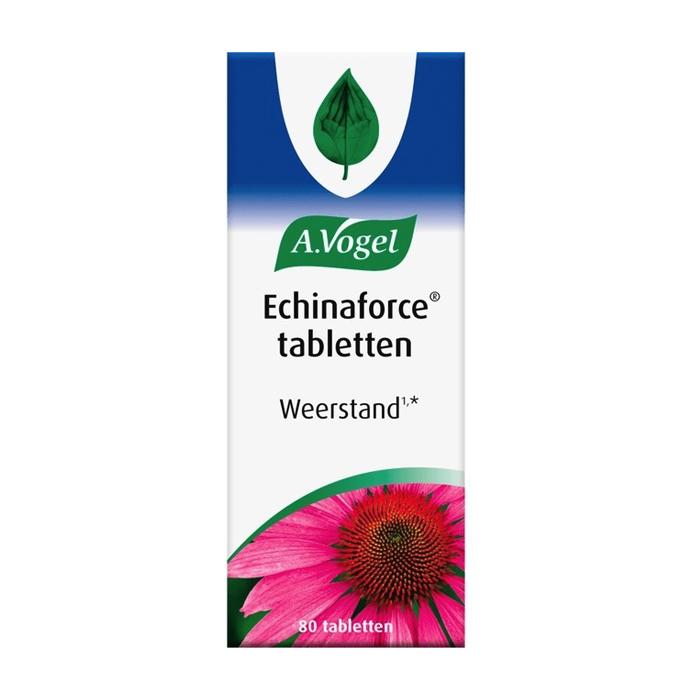 Image of A. Vogel Echinaforce Weerstand 80 Tabletten