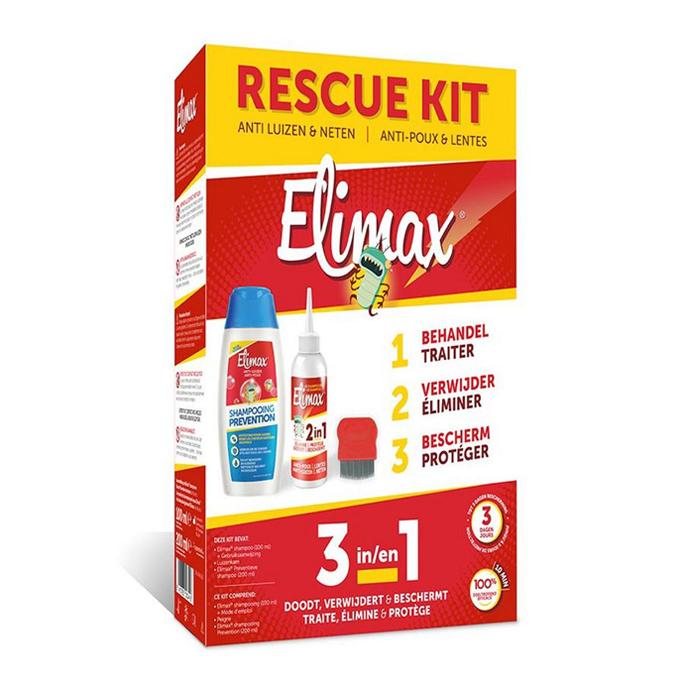 Image of Elimax 3-in-1 Behandelingskit 3 Producten