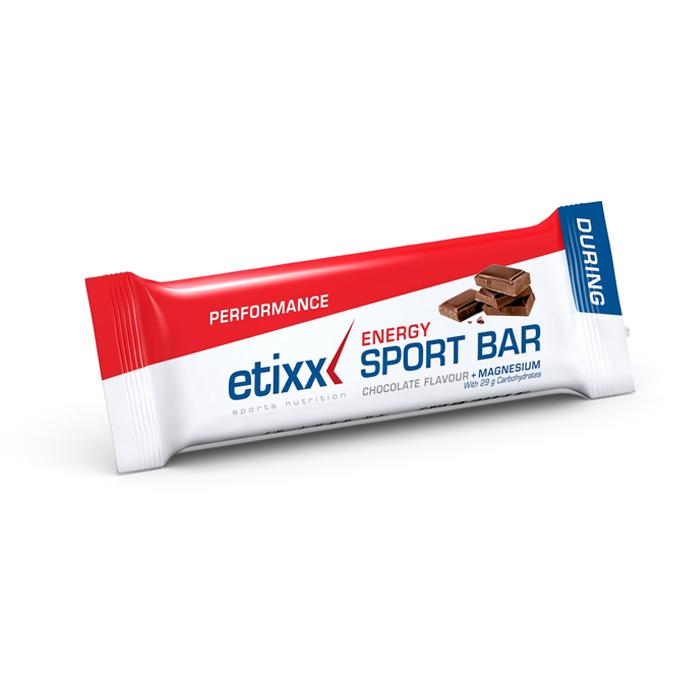 Image of Etixx Energy Sport Bar Chocolate 1x40g