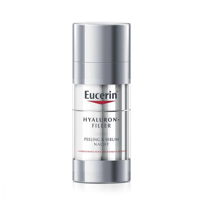Image of Eucerin Hyaluron-Filler Nacht Peeling & Serum 30ml