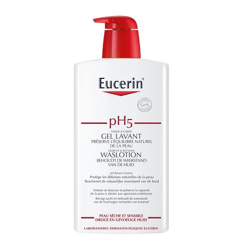 Image of Eucerin pH5 Waslotion 1L