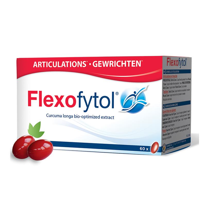 Image of Flexofytol 60 Capsules