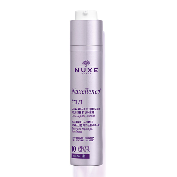 Image of Nuxe Nuxellence Eclat Anti-Age Jeunesse & Lumiere 50ml