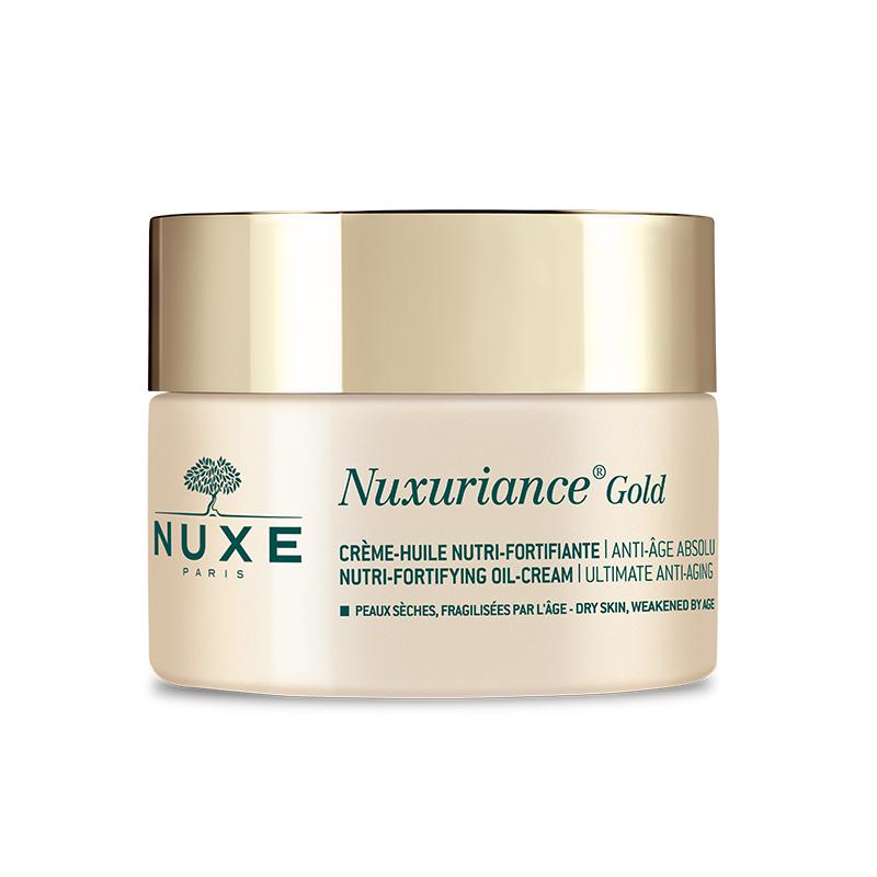 Image of Nuxe Nuxuriance Gold Voedende En Verstevigende Crème-Olie 50ml