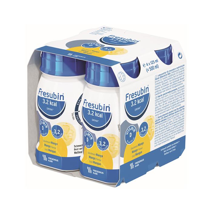 Image of Fresubin 3,2kcal Drink Mango 4x125ml