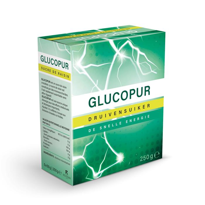 Image of Glucopur Druivensuiker Poeder 250g
