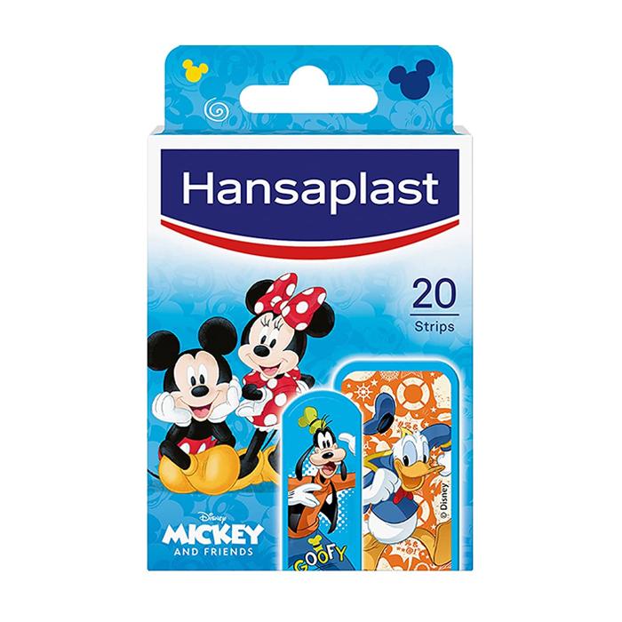 Image of Hansaplast Pleisters Mickey & Friends 20 Stuks