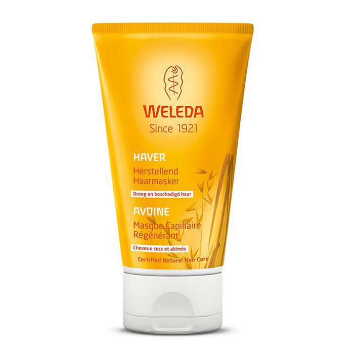 Image of Weleda Haver Herstellend Haarmasker 150ml