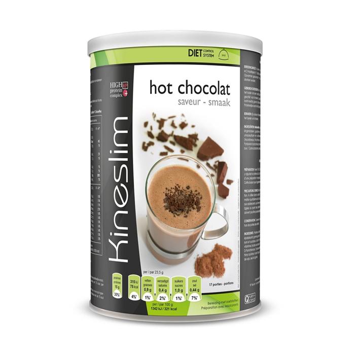 Image of Kineslim Hot Chocolat Poeder 400g
