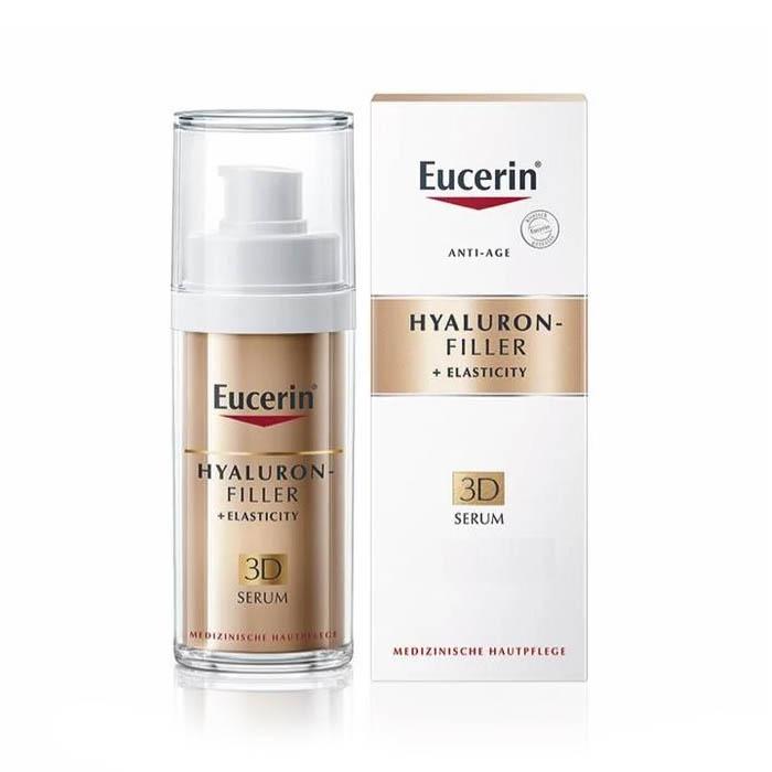 Image of Eucerin Hyaluron-Filler + Elasticity 3D Serum 30ml