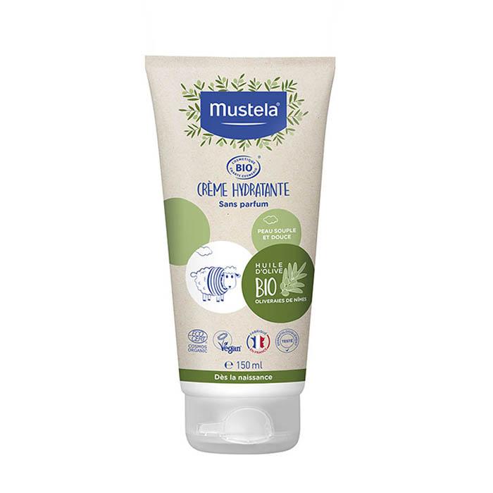 Image of Mustela Bio Hydraterende Crème 150ml