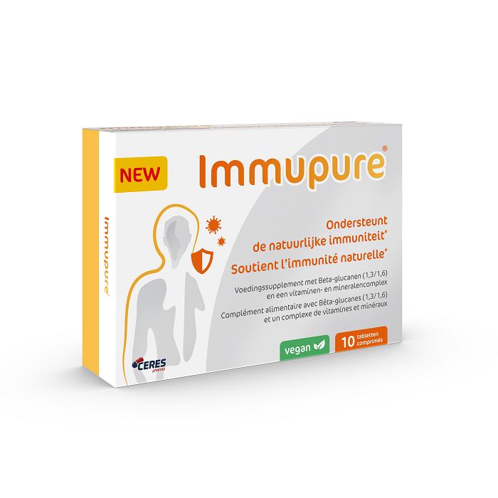 Image of Immupure 10 Tabletten