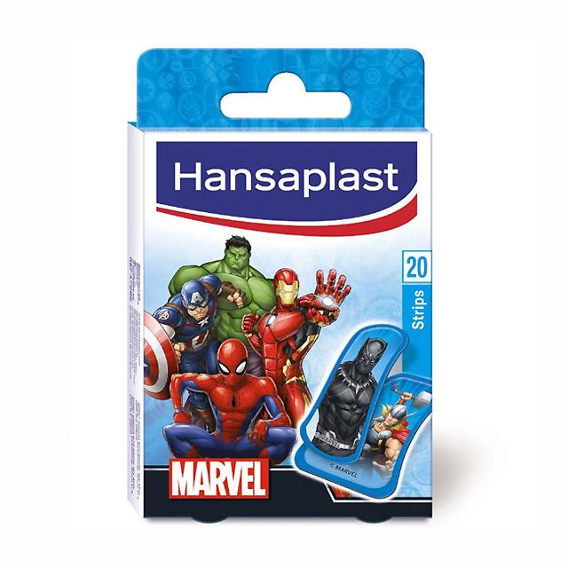 Image of Hansaplast Kids Marvel Pleisters 20 Stuks