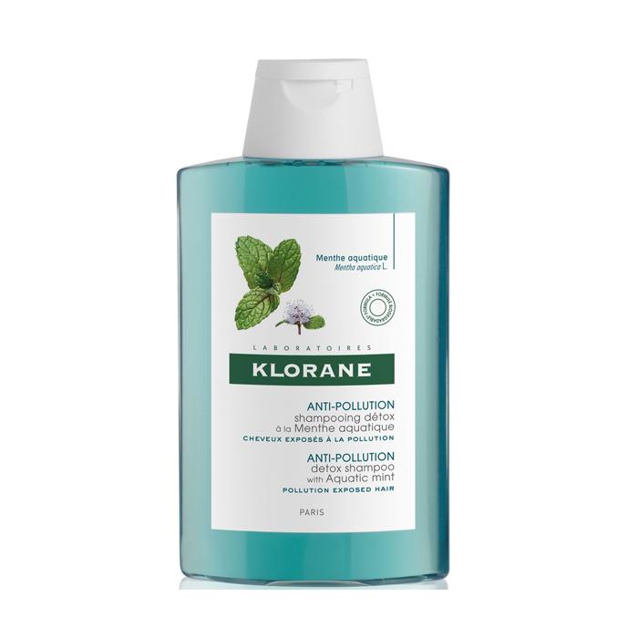 Image of Klorane Detoxshampoo Aquatic Mint 400ml