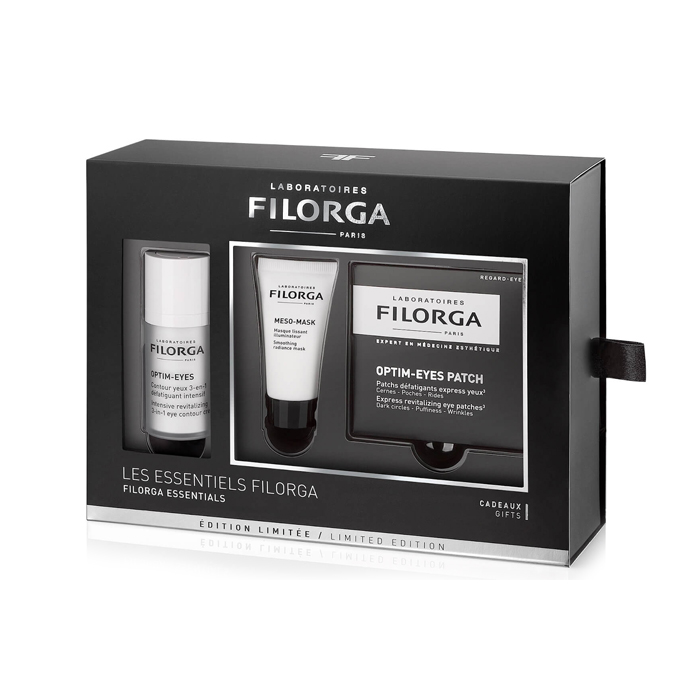 Image of Filorga Optim-Eyes Geschenkkoffer Oogcontour 15ml + 2 GRATIS Producten