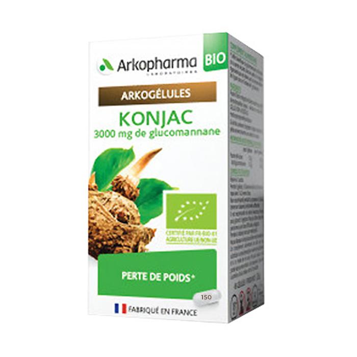 Image of Arkocaps Konjac Bio Afslanken 150 Capsules