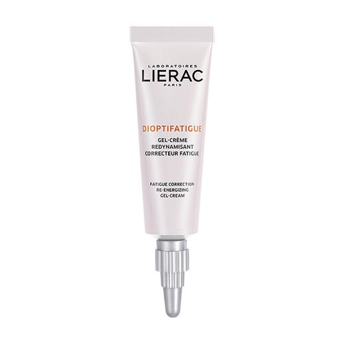 Image of Lierac Dioptifatigue Crème-Gel Tegen Vermoeidheid Ogen 15ml