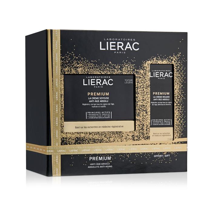 Image of Lierac Geschenkkoffer Premium Soyeuse - 2 Producten
