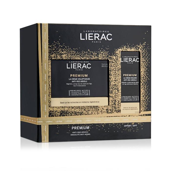 Image of Lierac Geschenkkoffer Premium Voluptueuse - 2 Producten