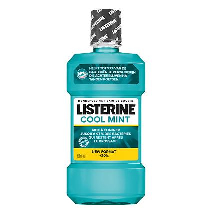 Image of Listerine Cool Mint Mondspoeling 600ml
