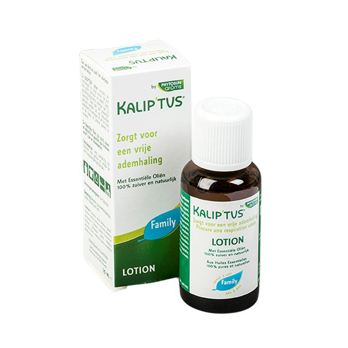 Image of Kalip'tus Lotion Vrije Ademhaling 30ml