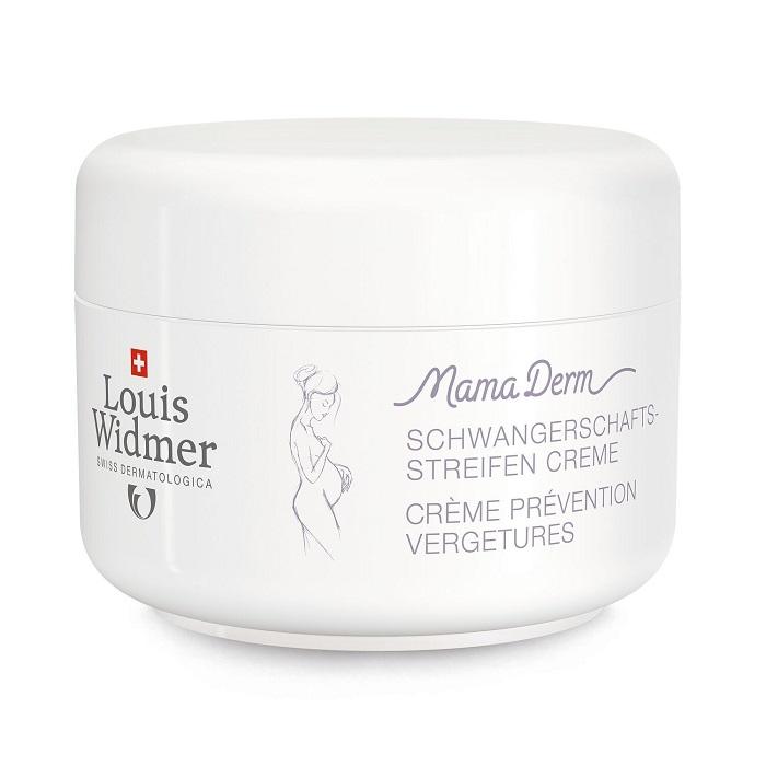 Image of Louis Widmer Mamaderm Crème Voorkomen/Behandelen Striemen Met Parfum 250ml
