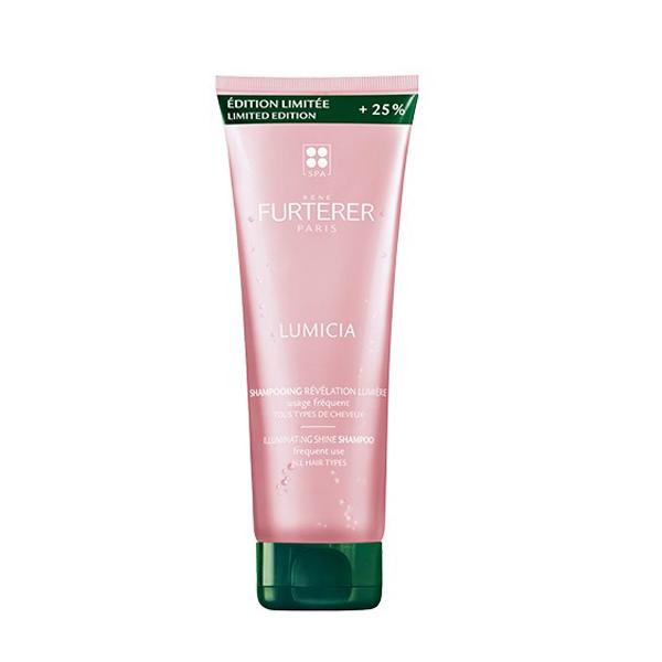 Image of René Furterer Lumicia Ophelderende Shampoo Promo 200ml + 50ml GRATIS