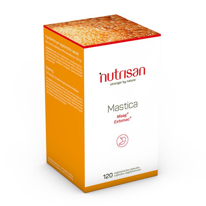 Image of Nutrisan Mastica 120 Capsules