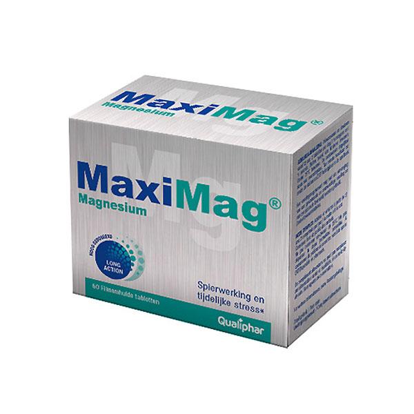 Image of MaxiMag Magnesium (vroeger Biocure Magnesium) 60 Tabletten
