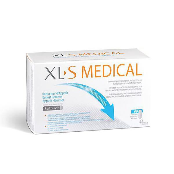 Image of XLS Medical Specialist Eetlustremmer 60 Capsules