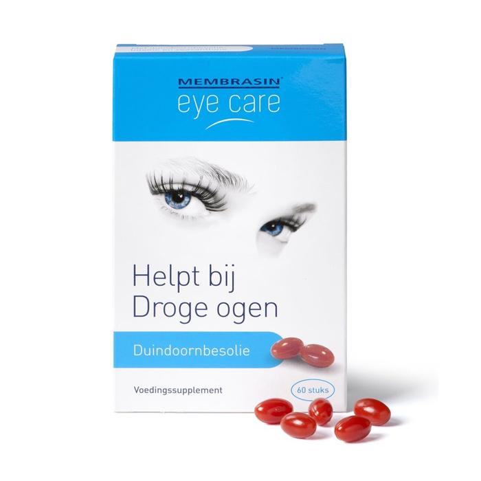 Image of Membrasin Eye Care 60 Capsules