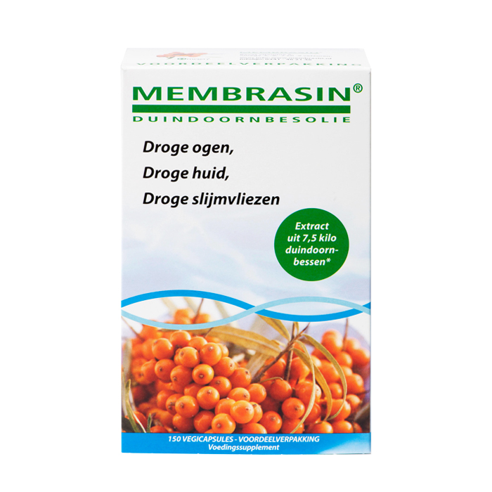 Image of Membrasin Omega 7 150 Capsules