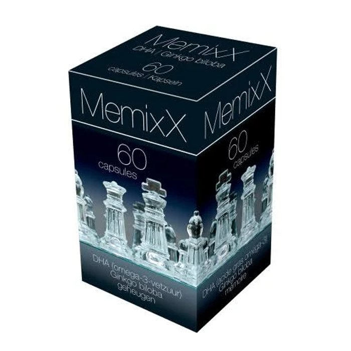 Image of MemixX 60 Capsules