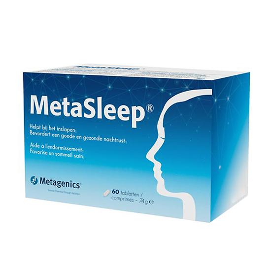 Image of Metagenics Metasleep 60 Tabletten