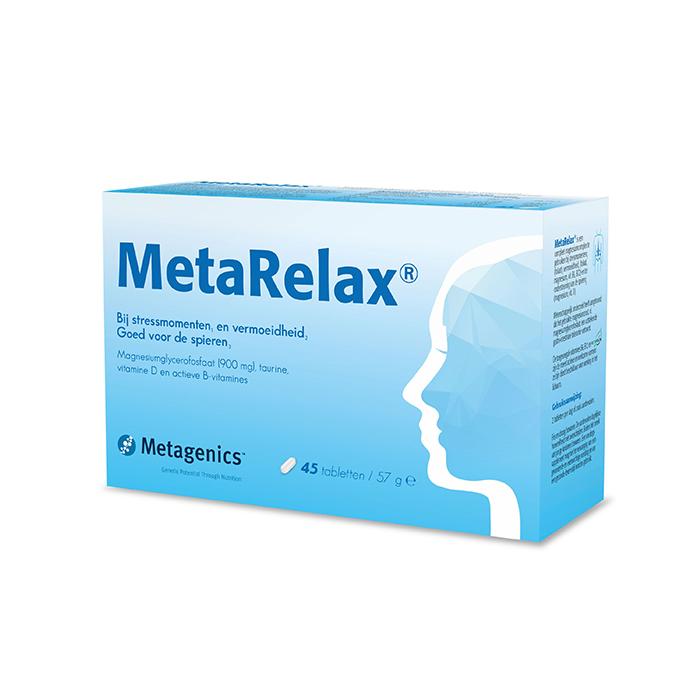 Image of MetaRelax 45 Tabletten