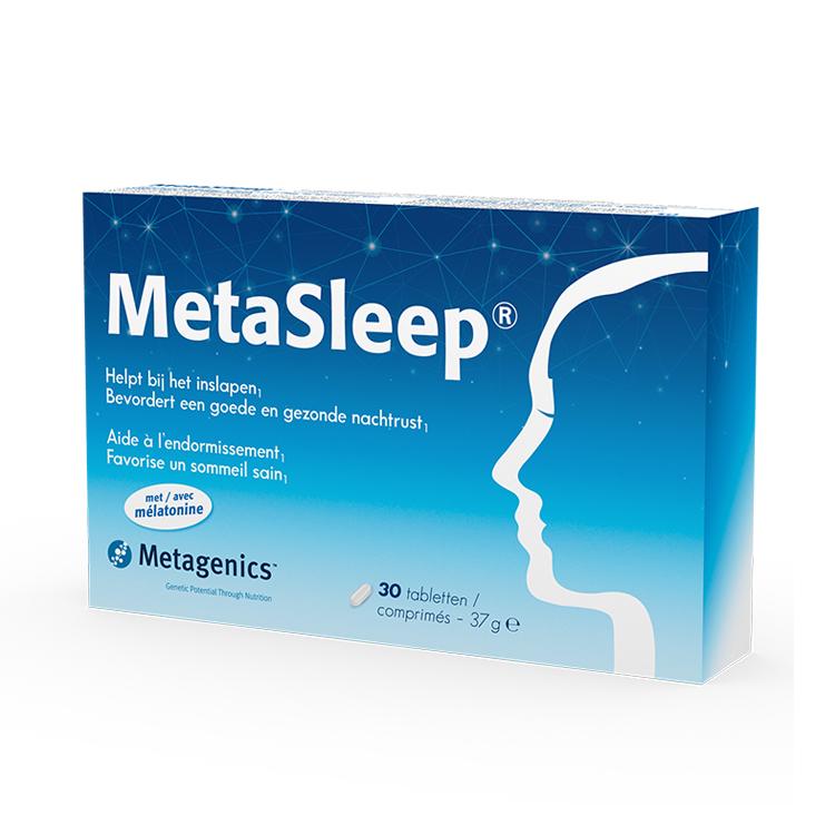 Image of Metagenics Metasleep 30 Tabletten