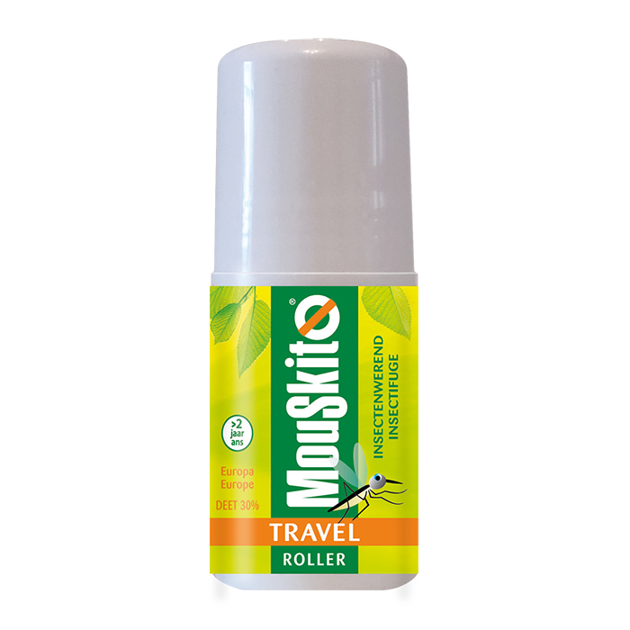 Image of Mouskito Travel Roller Insectenwerend DEET 30% 75ml