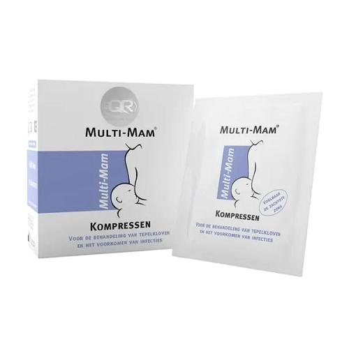 Image of Multi-Mam Borstkompressen 12 Stuks