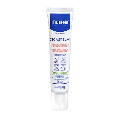 Image of Mustela Cicastela Herstellende Crème 40ml